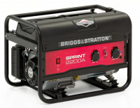 Бензиновый генератор Briggs and Stratton Sprint 2200A