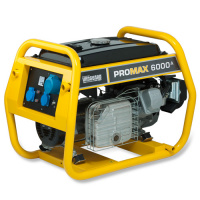 Бензиновый генератор Briggs and Stratton Promax 6000 A