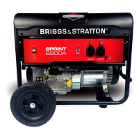 Бензиновый генератор Briggs and Stratton Sprint 6200A